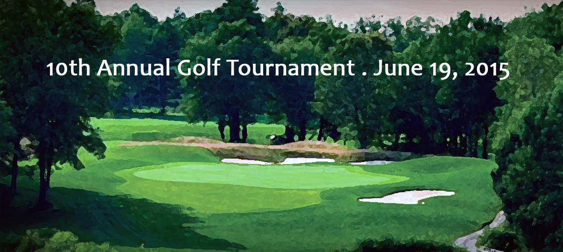 10th Annual Golf Tournament